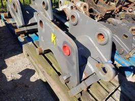 quickcoupler equipment part Overige NIEUWE hydraulische snelwissel CW45-smal