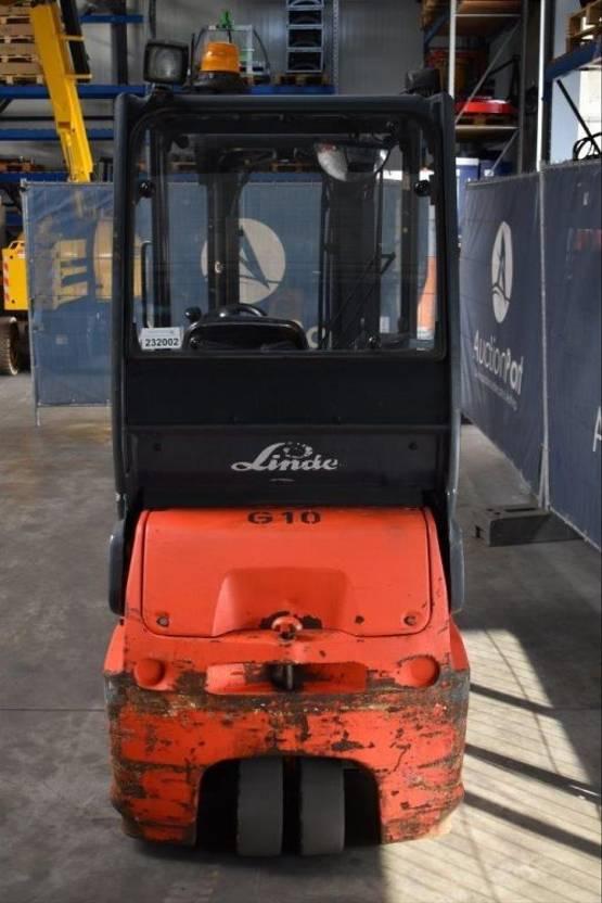 Gabelstapler Linde E16-02 2005