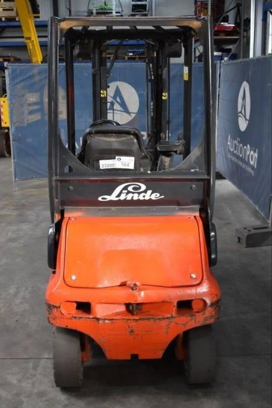 Gabelstapler Linde E16P-02T 2002