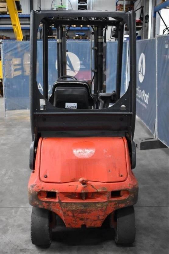 Gabelstapler Linde E16-02 2001