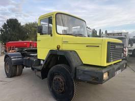 cab over engine Magirus 310D19 4X4 310D19 4x4 **TRACTEUR FRANCAIS-HYDRAULIQUE** 1979