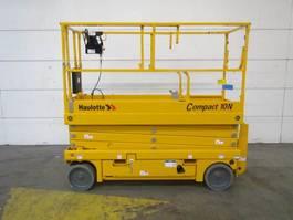 scissor lift wheeld Haulotte Compact 10 N 2021