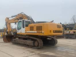 crawler excavator Liebherr R954C 2011
