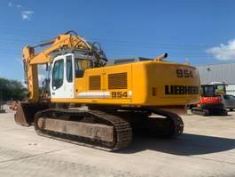 crawler excavator Liebherr (New U/C) R 954 C 2010