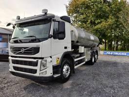 tank truck Volvo FM 410 6x2- citerne alimentaire-2 comp 2013