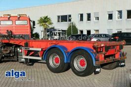 chassis semi trailer ANDERE MKF CS 20/ 5x auf Lager/Containerchassis/20 Fuß 2002
