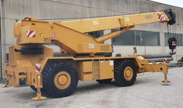 rough terrain crane Locatelli GRIL 855 1999