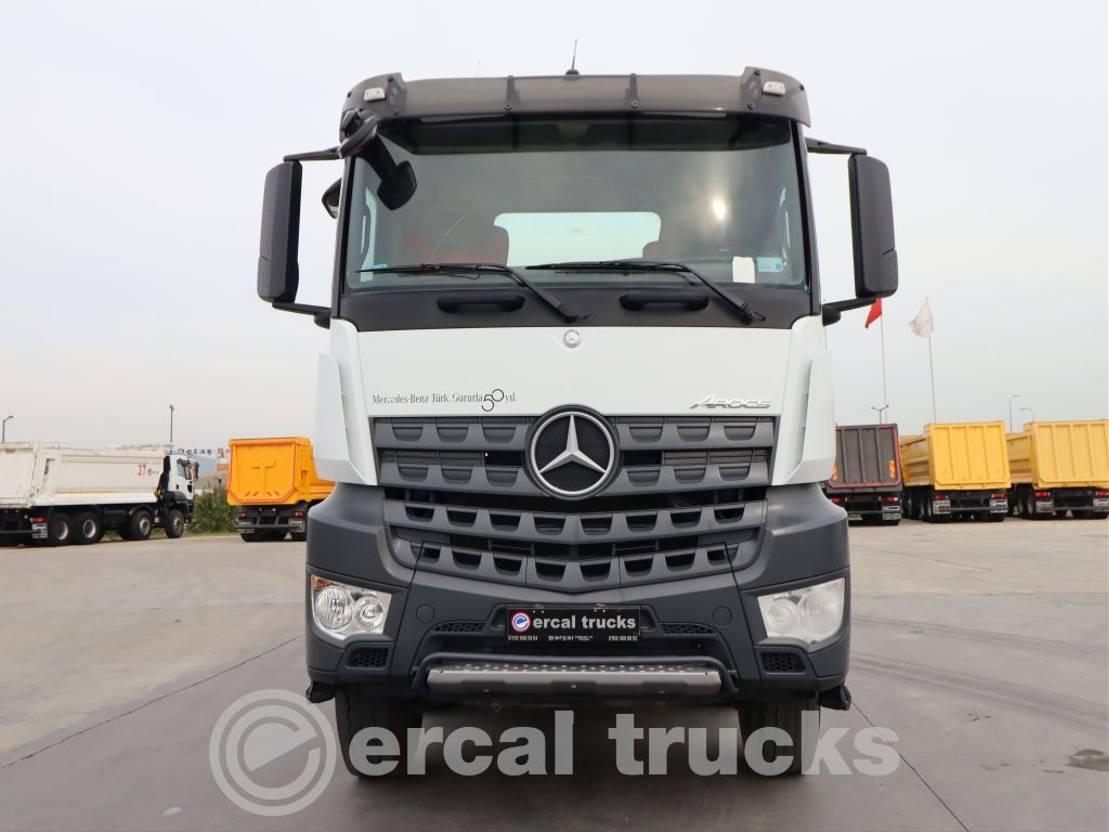Betonmischer-LKW Mercedes-Benz 2017AROCS 4142 AC 8X4 CONCRETE MIXER72 UNITS 2017