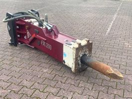 crusher and hammer attachment Hydraram FX-200 | Sloophamer | Hydraulikhammer | 16 ~ 25 T 2020