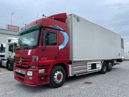 refrigerated truck Mercedes-Benz Actros 2544 Thermoking -20°C 2006