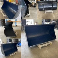 front loader bucket attachment Volvo L25/L30