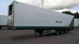 closed box semi trailer Van Eck UT-3BI 2006