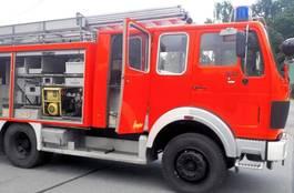 ambulance lcv Mercedes-Benz NG 1019 AF 4x4 Doka NG 1019 AF 4x4 Doka, LF 16, Feuerwehr 1979