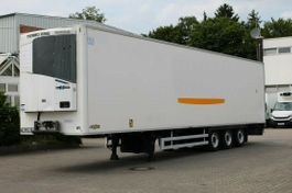 refrigerated semi trailer Chereau ThermoKingSLX 400/ATP-FRC/SAF/Alu-Boden/2,8h 2009
