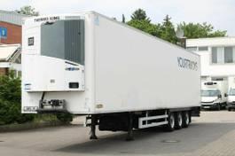 refrigerated semi trailer Chereau TK SLX 400/LBW/FRC/DS/SAF/2,8h/Tür/Alu-Boden 2009