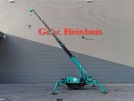 mini crane Maeda MC 285 C RMEH Diesel + Electric 2008