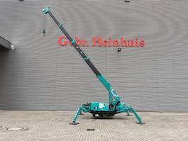 mini crane Maeda MC 285 CRM E-2 Diesel + Electric 300 Hours! 2017