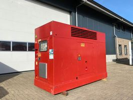 generator John Deere 6076 TF 030 Stamford 175 kVA Supersilent generatorset