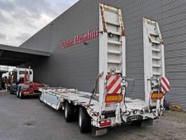 lowloader trailer Broshuis Empl ATUT 24/3L Powersteering Lowbed! 2006