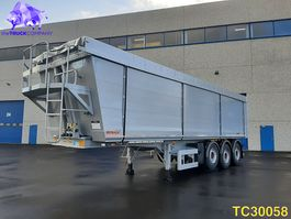tipper semi trailer Benalu BULKLINER Tipper