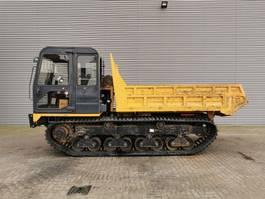 tracked dump truck Ihi Morooka MST 1500 VD - 1425 Hours - CE Machine! 2013