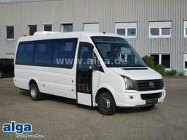 minivan - passenger coach car Volkswagen Crafter,Schaltung, AHK 2015