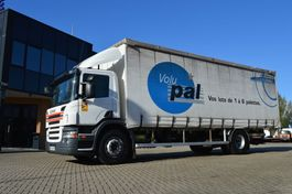 box truck Scania P270 * 4x2 * 3 PEDAL * TOP CONDITION !!! * 2009