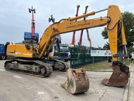 crawler excavator Liebherr R 914 B HDSL LITRONIC - QUICK HITCH / ATTACHE RAPIDE / SNELWISSEL - INCL 2 BUCKETS 2004