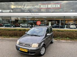 hatchback car Fiat 1.2 Edizione Cool (airco - radio/cd - electr. ramen voor - dakrails - ce... 2011