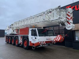 crane truck Faun ATF110 G-5 10X8 - 110 TONS MOBILE CRANE FLY JIB 52 - 16,2 MTRS 2006