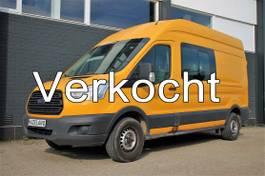 closed lcv Ford 310 2.2 TDCI 125PK L3H3 Dubbele Cabine - Airco - Navi - Trekhaak - € 14... 2015