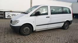 minivan - passenger coach car Mercedes-Benz 111CDI