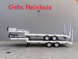 semi lowloader semi trailer Veldhuizen P47-2 - New/Unused - BE - Semi Trailer - Ramps! 2021