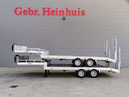 car transporter semi trailer Veldhuizen P47-2 - New/Unused - BE - Semi Trailer - Ramps! 2021