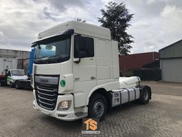 cab over engine DAF XF 460 FT SC EURO 6 - AUTOMATIC - 2 TANKS - BELGIUM TRUCK - TOP! 2014