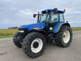 farm tractor New Holland TM 155 2003