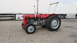 farm tractor Massey Ferguson 35 1962