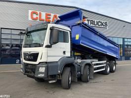 tipper truck MAN TGS 35 8x6H 24m³ Kipper 2019