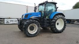 farm tractor New Holland T6080 2008