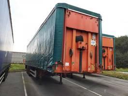 sliding curtain semi trailer Benalu Semitrailer Curtainsider Standard 2006