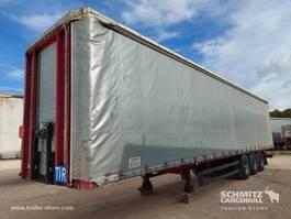 sliding curtain semi trailer Schwarzmüller Semitrailer Curtainsider Standard 2004