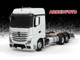 chassis cab truck Mercedes-Benz Actros 2546 L 6x2 Actros 2546 L 6x2, Retarder, StreamSpace, Multimedia-Cockpit 2021