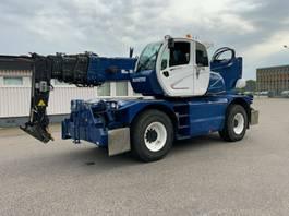 wheel loader Manitou MRT 3050 Privilege drehbarer Teleskoplader 30 m 2012