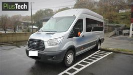 taxi bus Ford Transit 2017