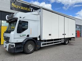 box truck Renault Premium 320 4x2 2006
