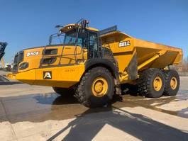 articulated dump truck Bell B 50 E (new tyres) 2017