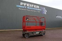 scissor lift wheeld Haulotte COMPACT 8 Electric, 8.2m Working Height, Non Marki 2006