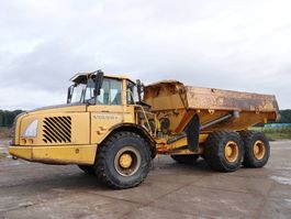 articulated dump truck Volvo A30D - Good Working Condition / CE Certified 2003