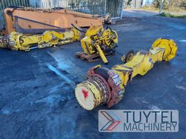 axle equipment part Kessler + co 2x 101.258.3 as axle steering + zf gearbox