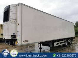 refrigerated semi trailer Chereau CSD2 steeraxle 2.5t lift 2012